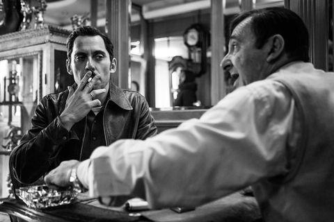 """Paco León y Manuel Manquiña en """"Arde Madrid"""""""