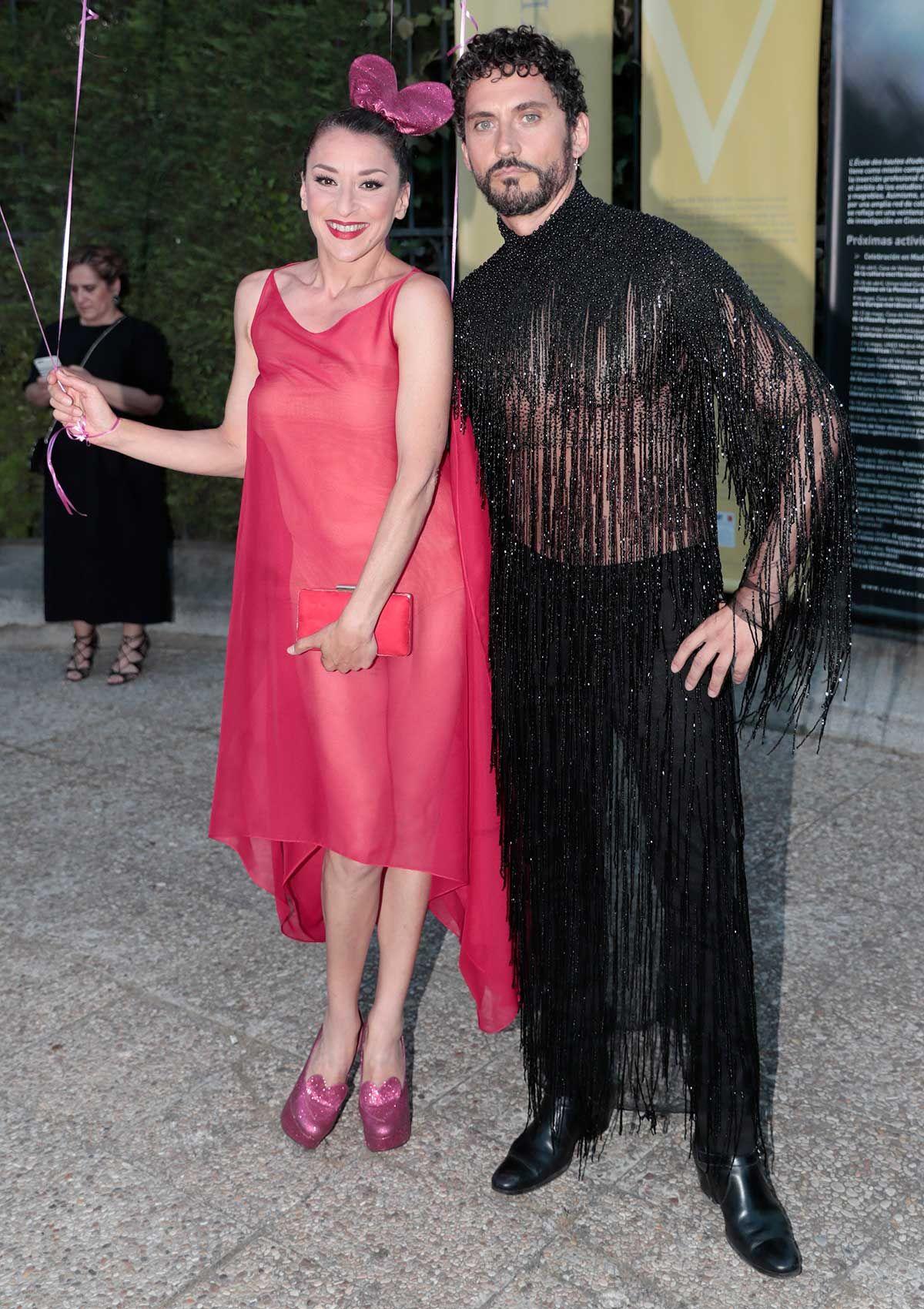 Paco leon vestido de mujer