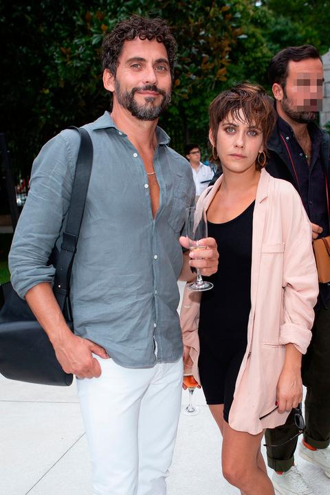 Paco y María León