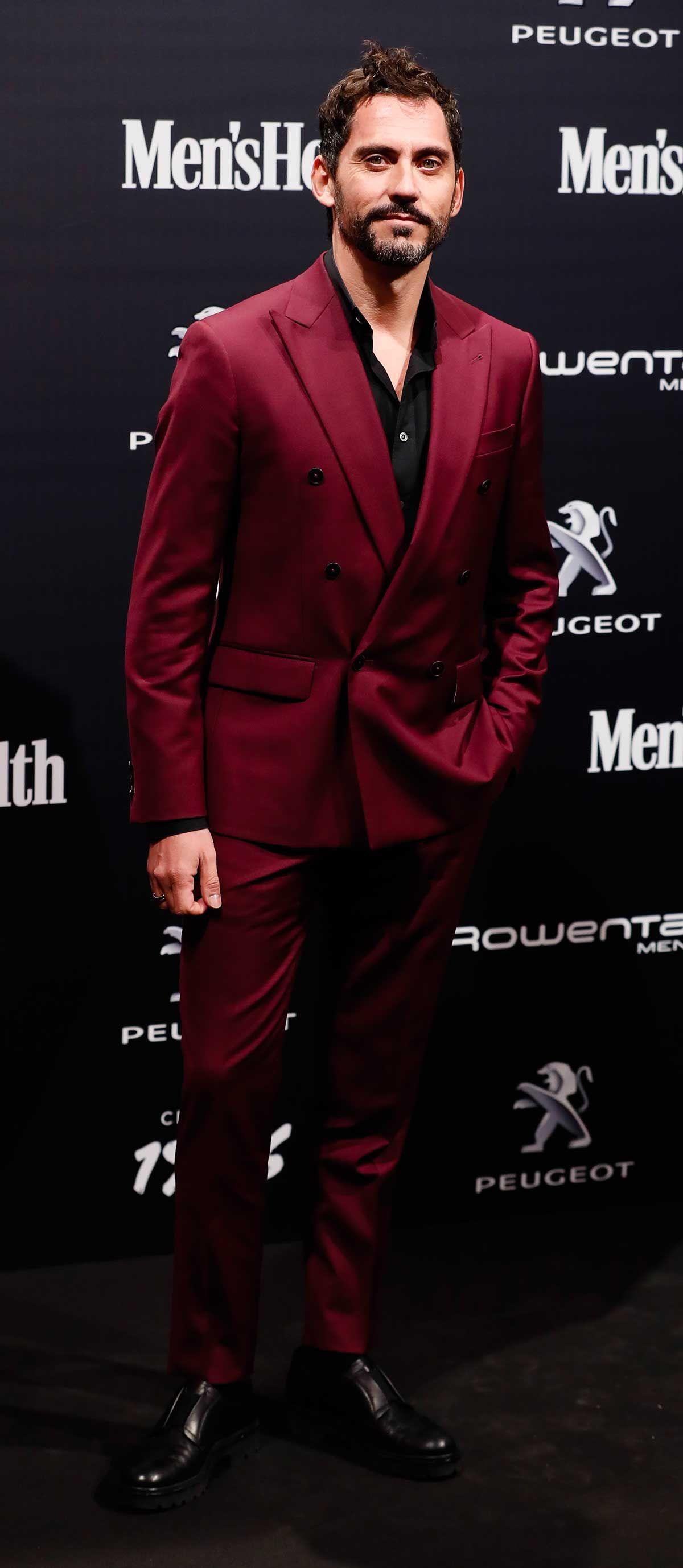 De Premios Men's Y Health Peor Vestidas Mejor Hombres Del Las Los 80mwNn