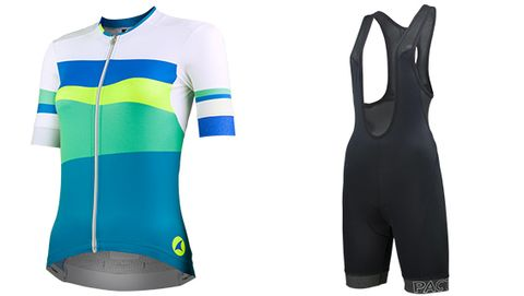 Pactimo Summit Speed RFLX Jersey + Summit Raptor RFLX Bibshort