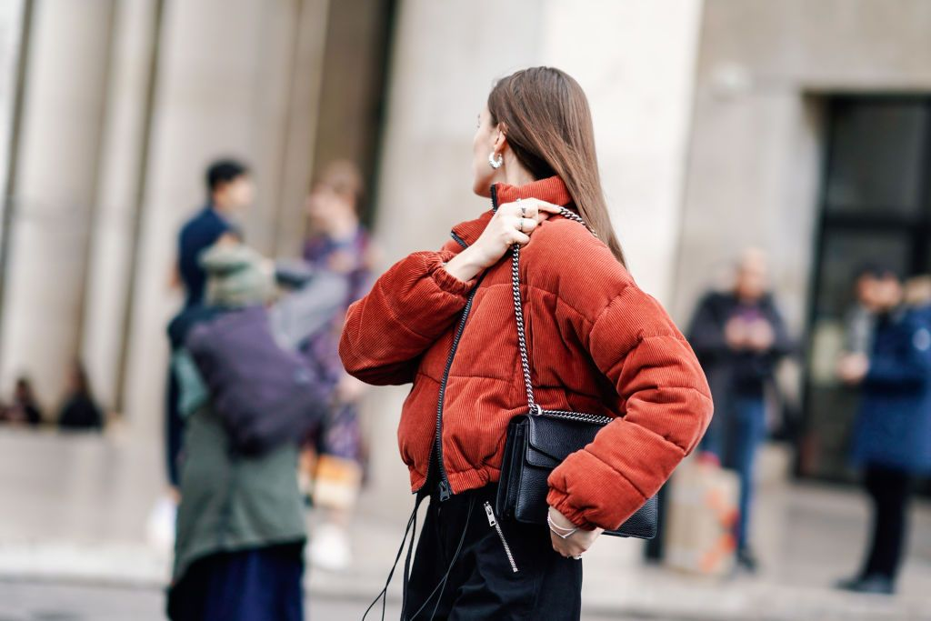 Padded coats to keep you snug as a bug all winter