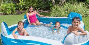 Asda large paddling pool