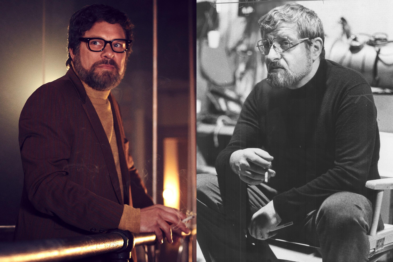 Norbert Leo Butz as Paddy Chayefsky
