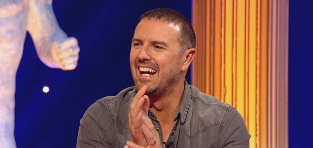Celebrity Juice confirms Paddy McGuinness's replacement as team captain