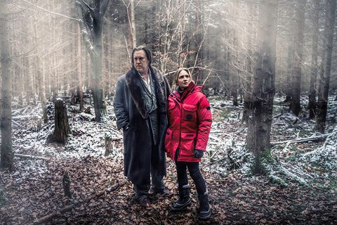 La serie de nordic noir alemán PAGAN PEAK se estrena en COSMO. Con Julia Jentsch y Nicholas Ofczarek.