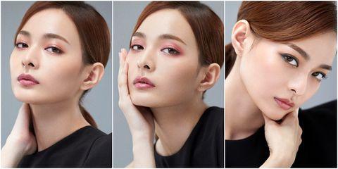 Face, Hair, Cheek, Chin, Nose, Skin, Eyebrow, Lip, Jaw, Forehead,