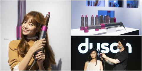 Hair, Hair iron, Beauty, Hairstyle, Skin, Lip, Pink, Hair coloring, Photography, Material property,