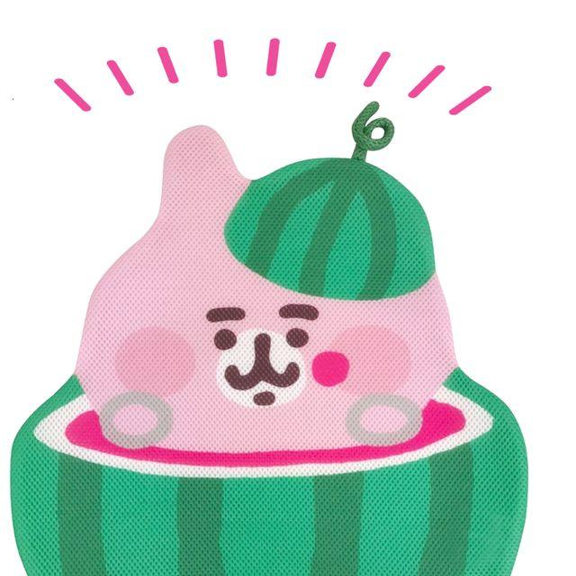 全新造型的卡娜赫拉超繽紛!7 eleven推出「卡娜赫拉的小動物」集點活動太萌啦!