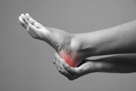 足のトラブル イメージ