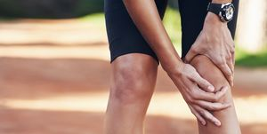 We debunk the myths about sore knees and exercise