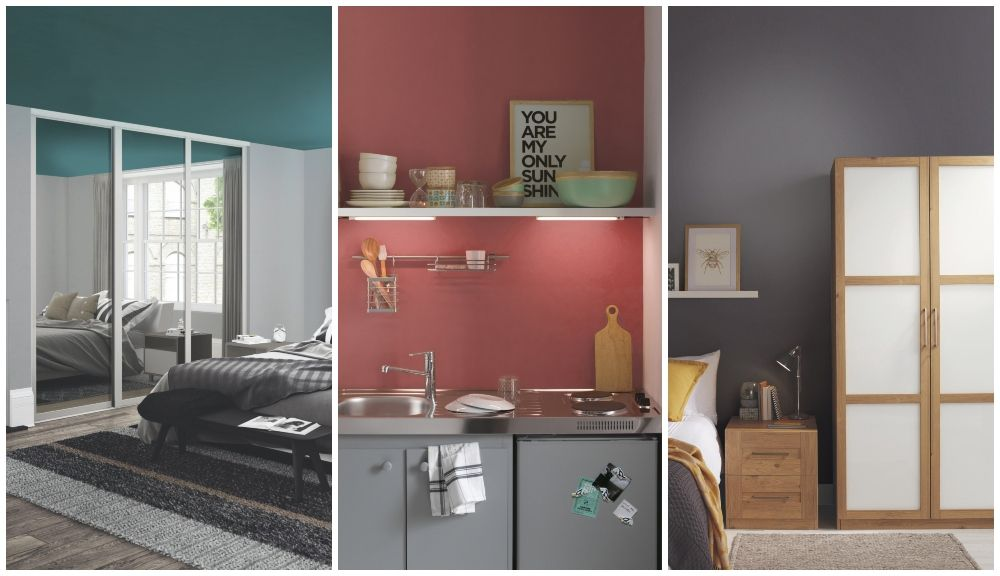 B Q Launches New Goodhome Paint Range, Kitchen Cabinet Paint Colors B And Q
