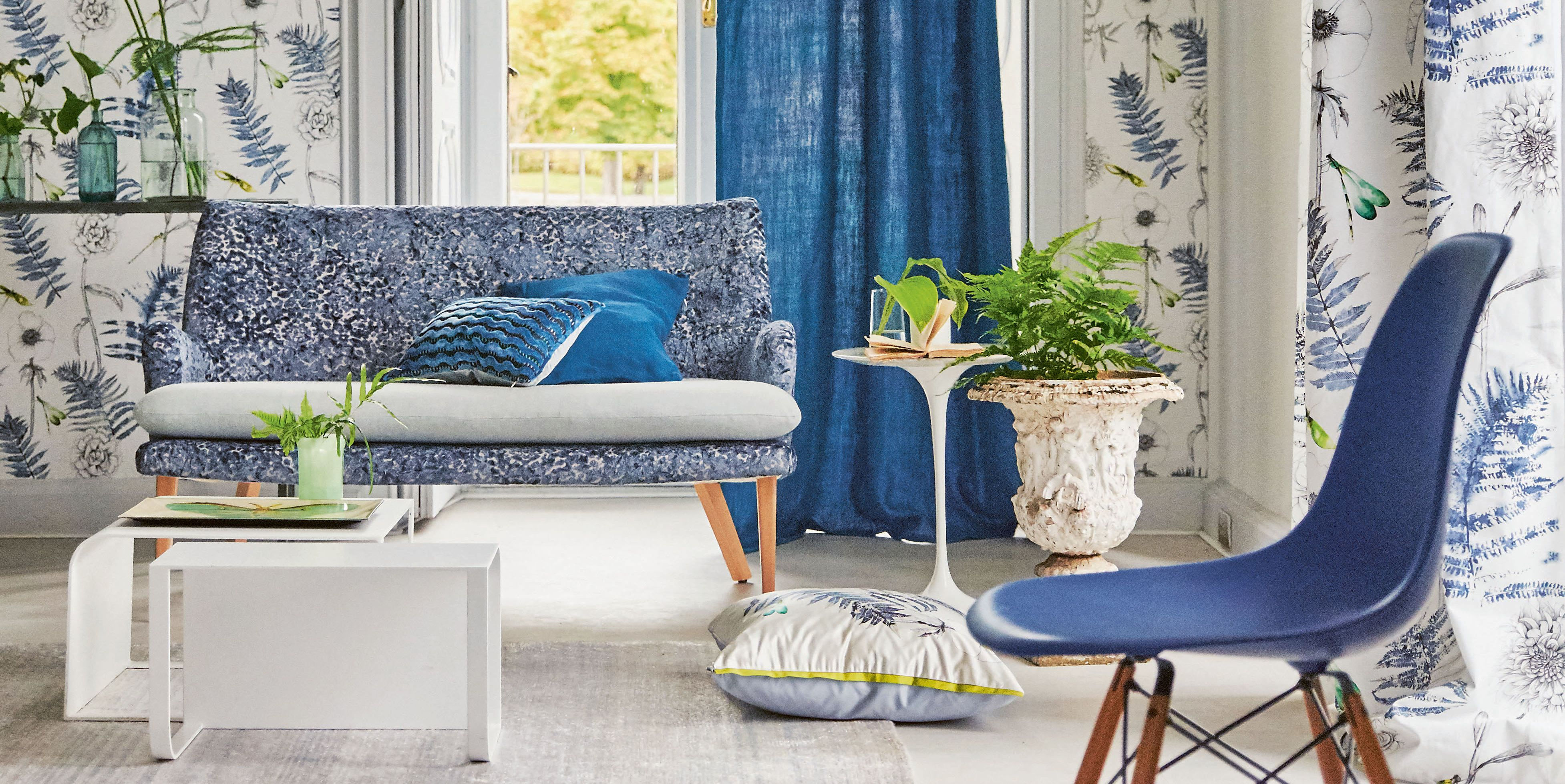 7 Color Palettes To Try From Interior Designer Tricia Guild's Chic Paint Book