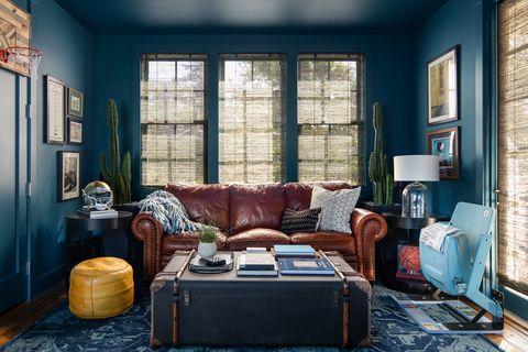 paint color trends 2021 jewel tones
