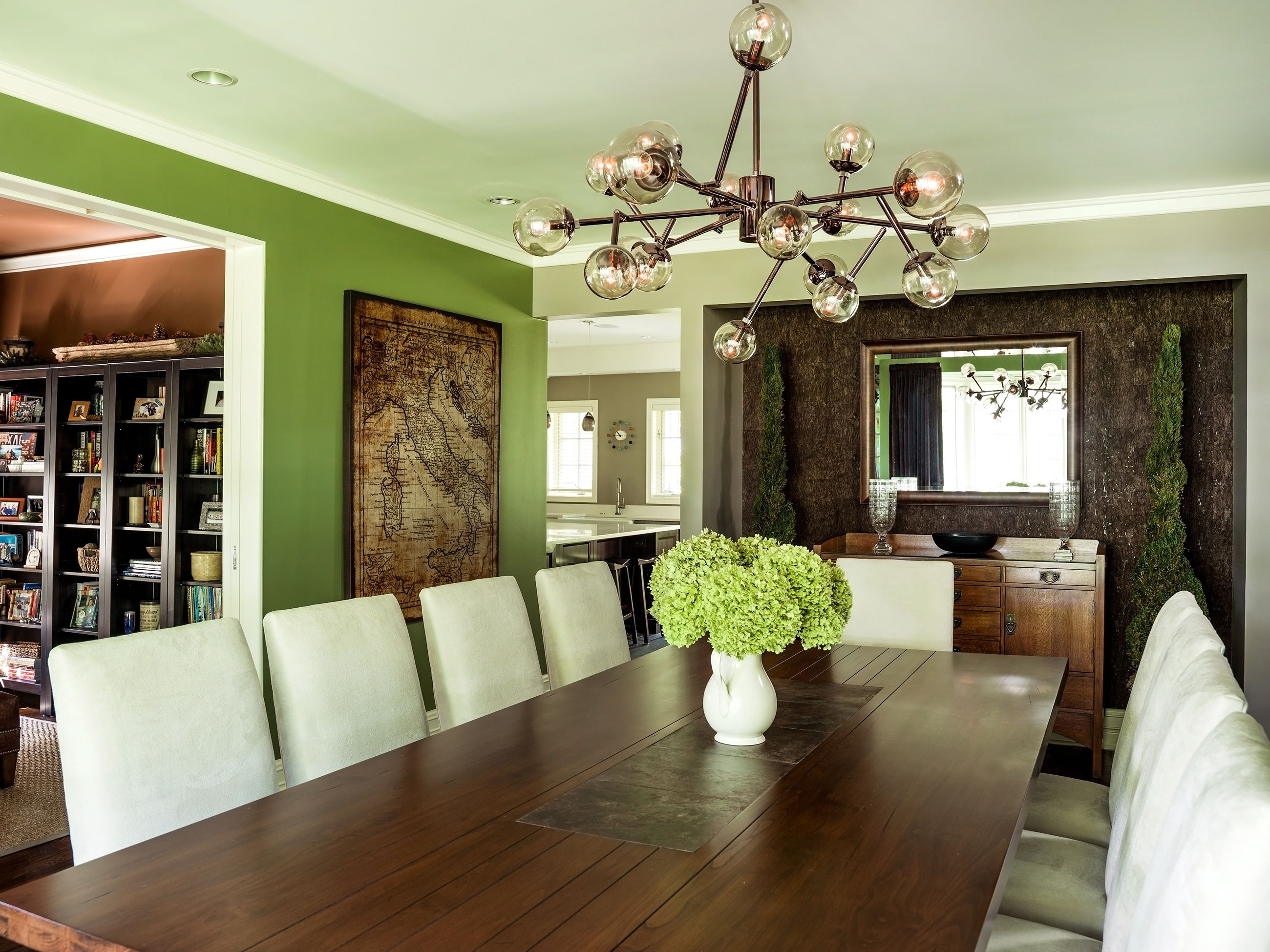 2021 Paint Color Trends, Trending Paint Colors For Dining Rooms