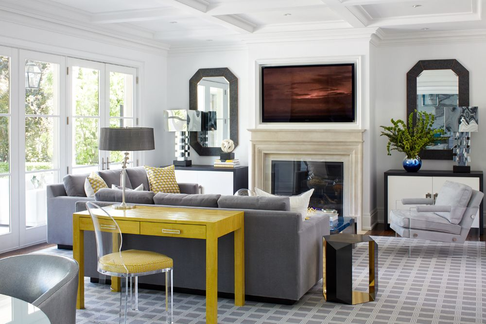 make living room spacious using simple and smart tricks where can interior designers work Designers Reveal Their Go-To Paint Colors for Small Rooms