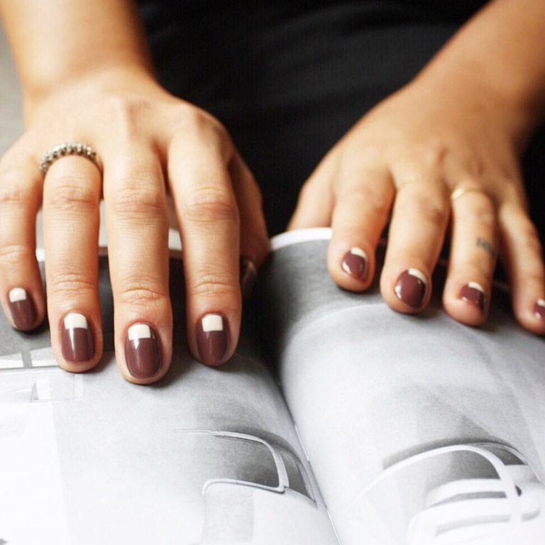 Best Winter Nail Designs , 25 Nail Looks to Fight Away the