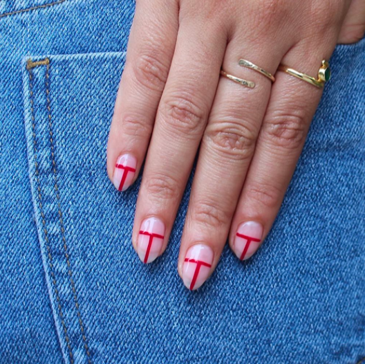 The Best Almond Nail Designs 15 Nails That Will Convince You To Try Shape