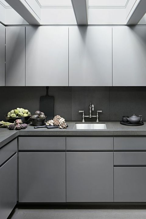 15 Best Painted Kitchen Cabinets, Kitchen Cabinet Paint Design Ideas