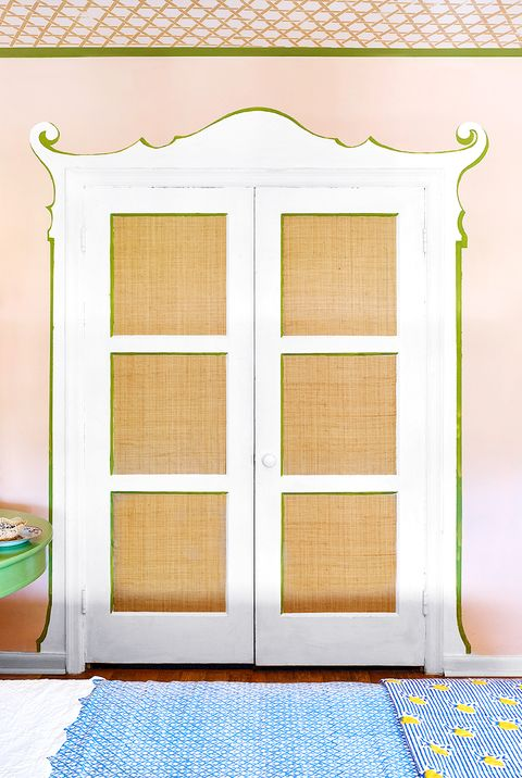 5 Painted Door And Archway Design Ideas