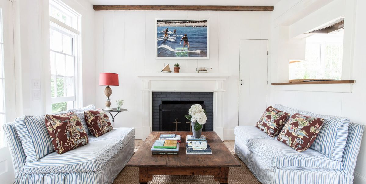 14 Chic Painted Fireplaces Mantel Decor And Color Ideas