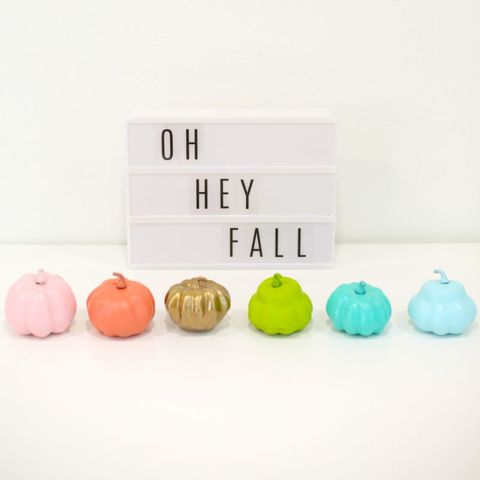 fall-crafts-for-kids-painted-pumpkins