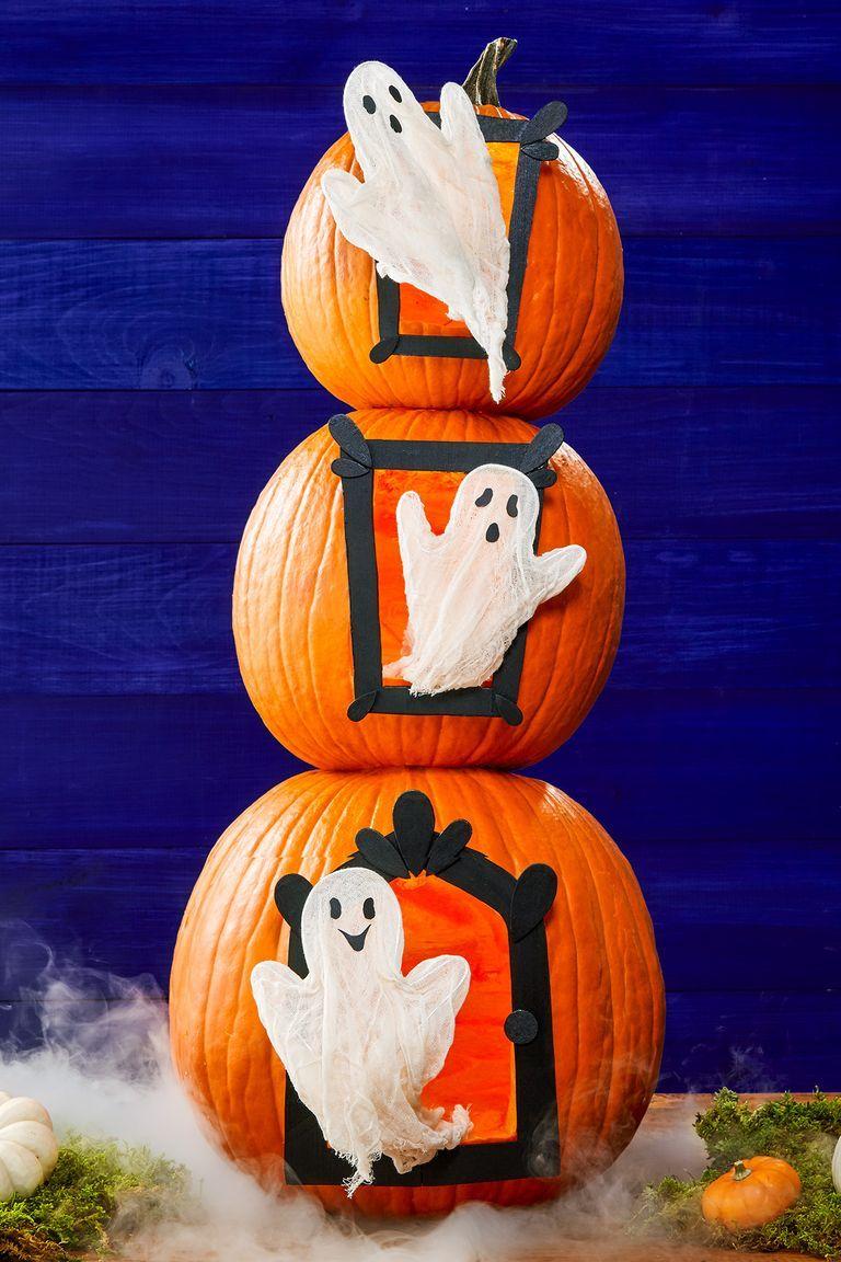 55 Pumpkin Painting Ideas Painted Pumpkins for Halloween 2020