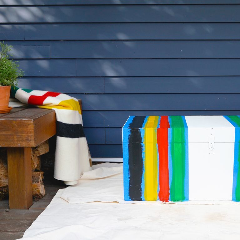 A Designer Shows Us 3 Creative Ways to Use Painter's Tape at Home
