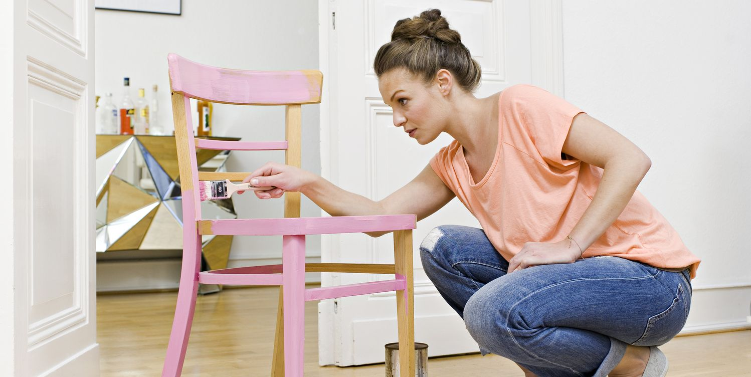 The 5 Biggest Mistakes You Make When Painting Furniture
