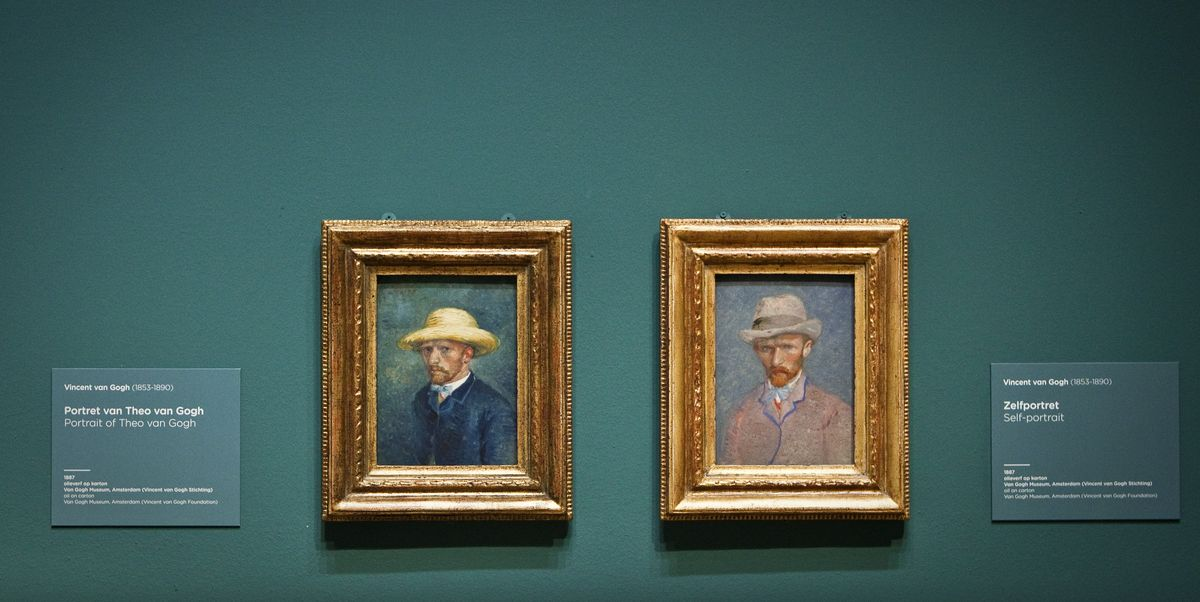 This Virtual Tour of the Van Gogh Museum in Amsterdam Makes You Feel Like You're Really There