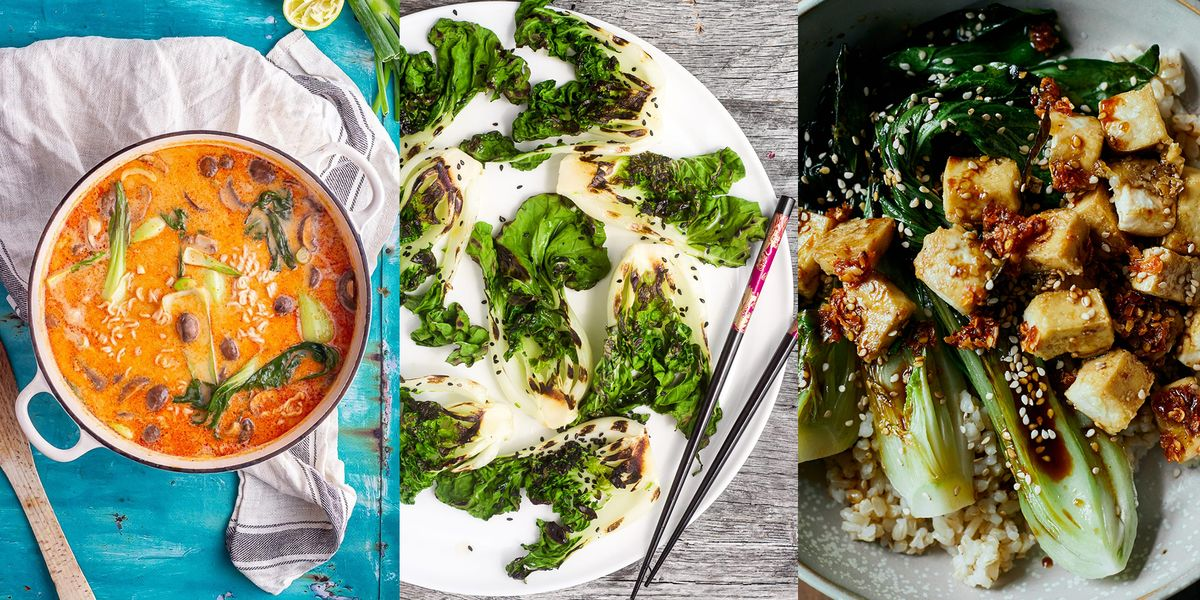Pak Choi Recipes That Will Make You Want To Cook The Veg Way More