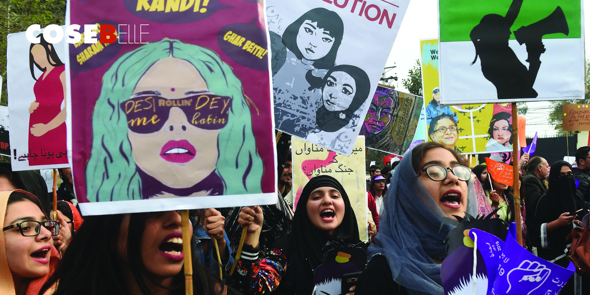 In Pakistan è nato un movimento femminista contro il patriarcato