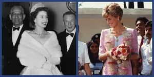 Queen Elizabeth, Diana