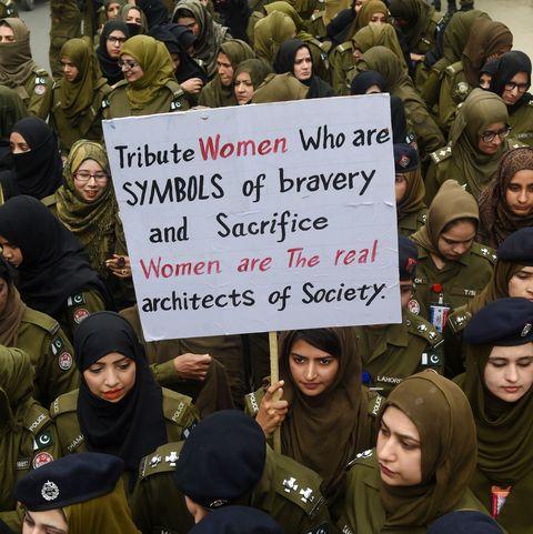 PAKISTAN-SOCIETY-WOMEN