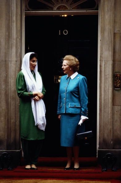 thatcher and bhutto