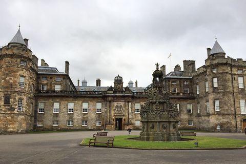 Palace of Hollrood House