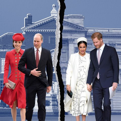 Royal Family Split