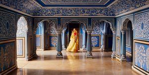 Palacio de la Ciudad de Jaipur en Airbnb