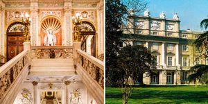 Visitas palacios de Madrid. Bienvenidos a Palacio