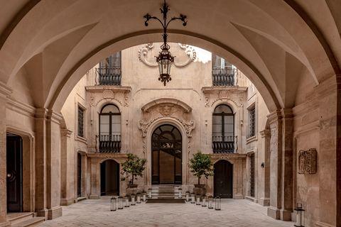 Palazzo Bozzi Corso, boutique hotel Lecce.