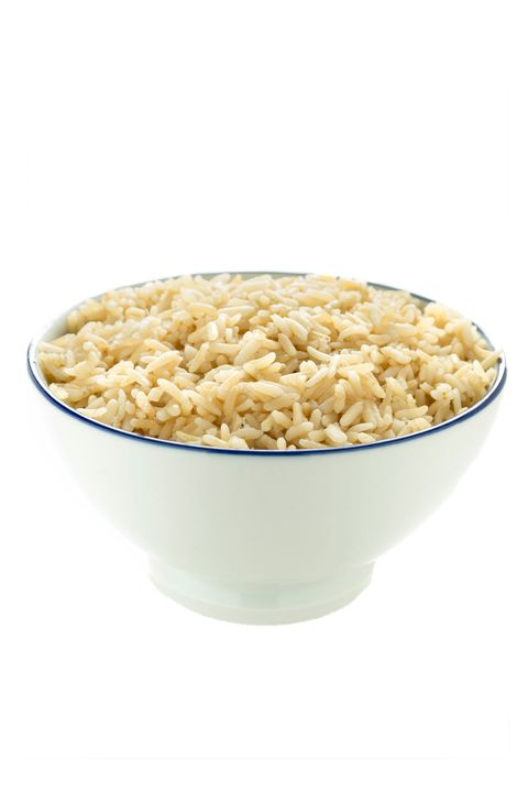 Food, Dish, Cuisine, Brown rice, Ingredient, Carnaroli, Rice, Cereal, Steamed rice, Produce,