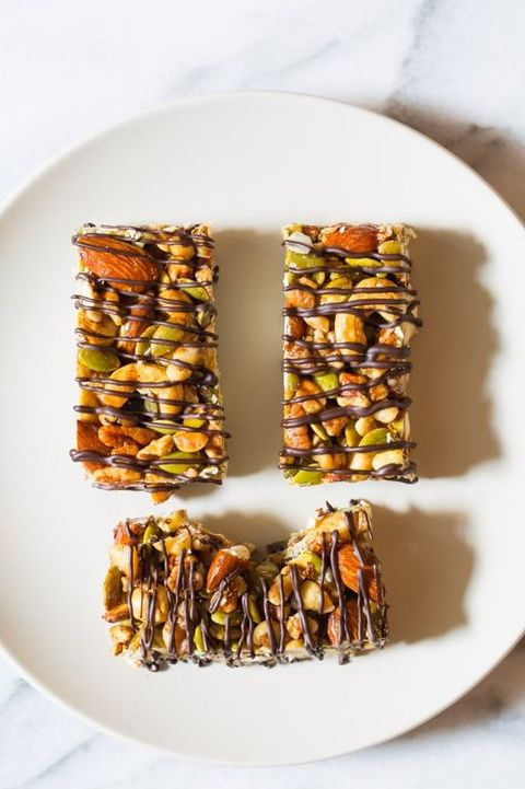paleo nut bars