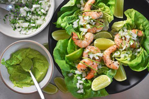 nom nom paleo shrimp tacos