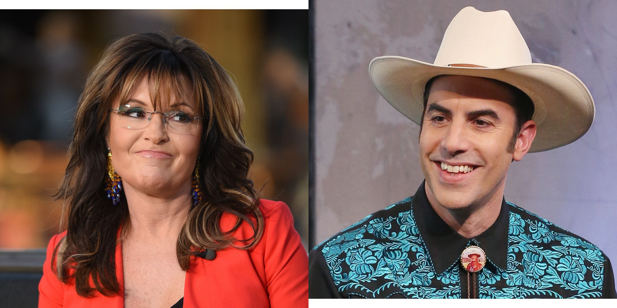 Sarah Palin Is Furious at Sacha Baron Cohen for Tricking Her Into an Interview