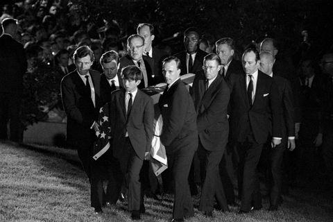 robert f kennedy funeral