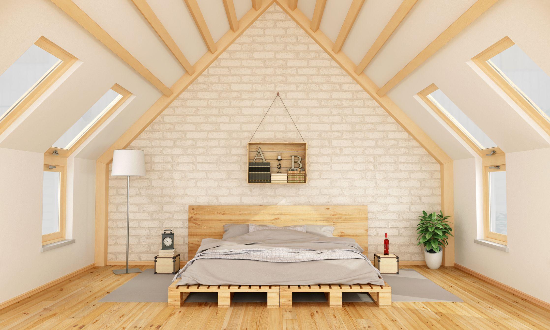Onwijs 10 Best Pallet Beds - DIY Bed Pallet Frames HL-69