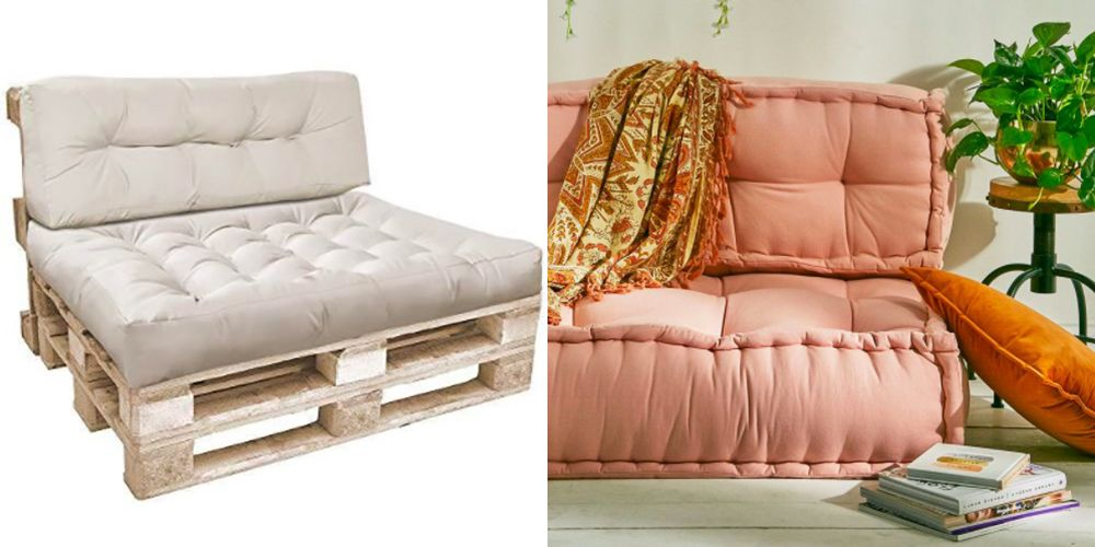 10 Best Pallet Furniture Cushions For, Pallet Furniture Cushions 120 X 60