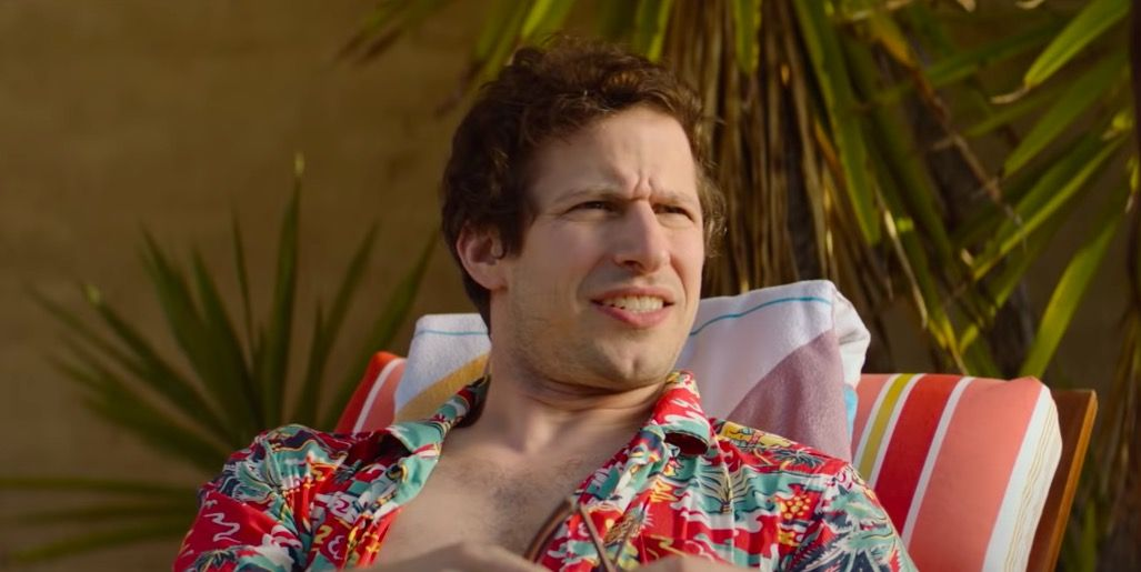 Brooklyn Nine-Nine star Andy Samberg's movie Palm Springs breaks Hulu viewing record