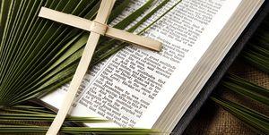 Palm Sunday Scripture