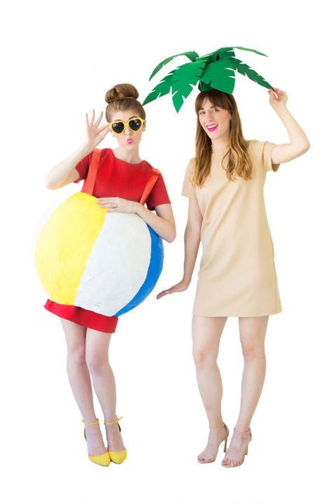 best friend halloween costumes courtesy of studio diy